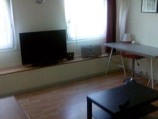 Appartement climatise avec terrasse