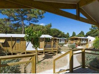 Lodge Tent 4 Persons (Unit 10)
