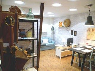 Apartamento Corazon de Logroño. Garage gratis