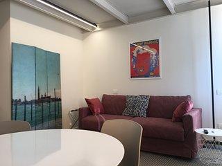 Appartamento con vista sul fiume completamente nuovo con ascensore interno wifi