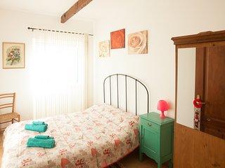 Casa Roberto B&B: La Niña, una stanza a misura di persona, con vista sul mare.