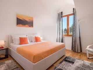Apartments Micika - Studio Apartment with Loggia and Sea View (A3)