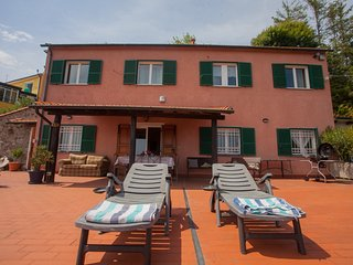 Casa Roberto B&B, for 6 people, in the peace of the Nature, near the Sea.