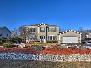 NEW! Pocono Mountains Family Home w/ Private Pool!