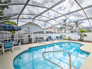 Family-Friendly Davenport House w/Private Pool!