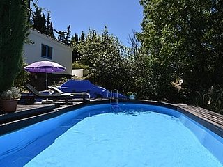 1 bedroom Villa with Pool and WiFi - 5177165
