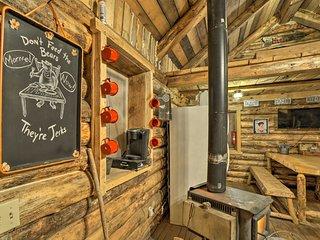 Rustic Log Cabin on 1,000 Acres By Mesa Verde