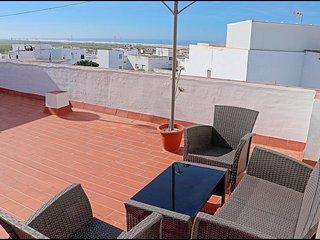 Apartamento cerca Playa Bateles