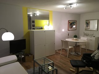 Wohnung OASE- 1,7 km vom Zentrum im Grunen