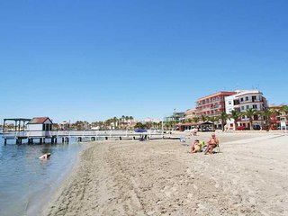 Cosy holiday home in city center near lovely beaches of Mar Menor / VDE-034