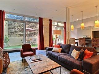 Luxurious & Modern 2BD/2BTH in the 6th - Saint-Germain des Pres/Seine River