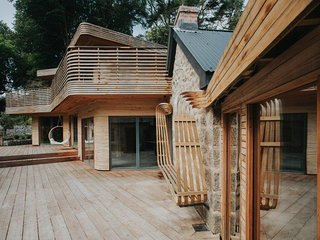 The Gamekeepers Lodge - Grand Designs Cornwall