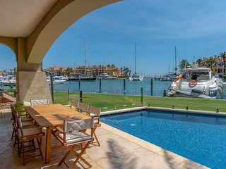(NEW) Sotogrande Marina With Private Pool