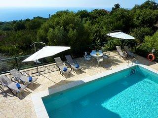 Villa Mandola, Fiscardo, Kefalonia