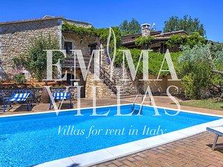 Bosco Delle Monache 8+2 Sleeps, Emma Villas Exclusive