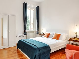 Fascinating flat - up to 4 guests - Trastevere