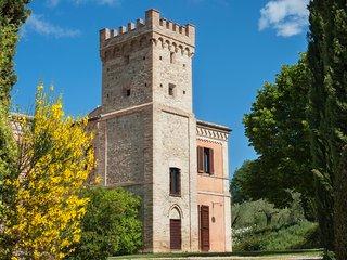 Exclusive Umbrian Villa in Montefalco countryside