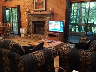 Woodlands Cabin