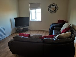 Lovely 2 Double Bed Apartment, Cardiff Bay