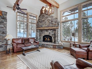 Enjoy Panoramic Mountain and Valley Views in this Large Amenity Filled Home