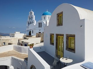 Agios Dimitrios ~ Traditional house with great view