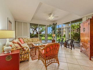 VISTA WAIKOLOA #E105 - Ground floor, Upgraded 2 Bedroom 2 Bath, Saline Pool!!