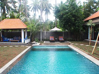 family villa with touch of local culture