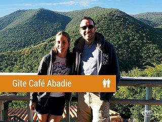CAFE ABADIE 3 épis 'Pyrénées mon amour'