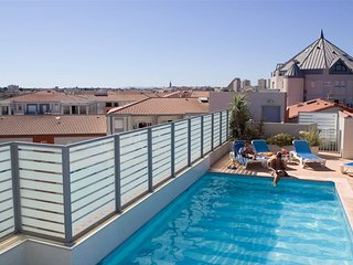 Appartement charmant et lumineux à Montpellier   Balcon privé!