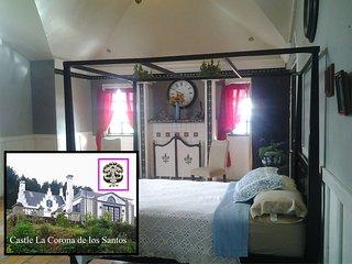 The Royal Suite at Castle La Corona de los Santos