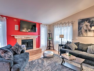 NEW! Anchorage House w/ Deck 8 Miles to Downtown!