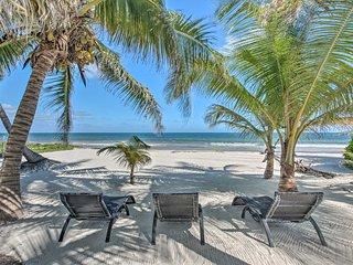 NEW! Beachfront Quintana Roo Apt. w/ Balcony+Views