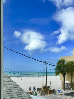 Beach View from your front window