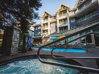 Pet-Friendly Studio in Whistler Village | Free Shuttle, Pool + Hot Tub Access