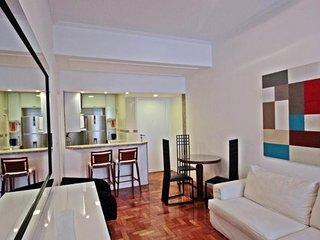 Apartamento temporada de 2 quartos em Ipanema