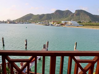 234D, Antigua luxury waterfront south finger villa