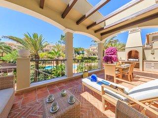 Quinta do Lago Villa Sleeps 8 with Pool Air Con and WiFi - 5774088