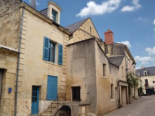 Stunning home in Fontevraud L'Abbaye w/ WiFi and 1 Bedrooms