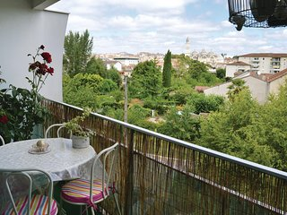 Nice home in Périgueux w/ WiFi and 2 Bedrooms