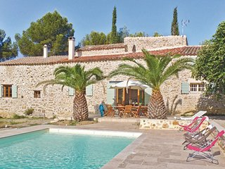Nice home in Murviel-les-Beziers w/ 5 Bedrooms