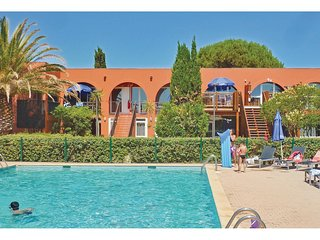 Amazing home in Cap d'Agde w/ 1 Bedrooms