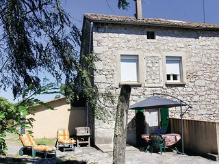Nice home in La Beaume w/ 1 Bedrooms