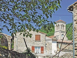 Awesome home in St. Fortunat s Eyrieux w/ 2 Bedrooms (FRA063)
