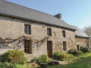 Stunning home in Moelan sur Mer w/ 3 Bedrooms