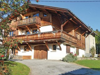 Beautiful home in Praz sur Arly w/ WiFi and 2 Bedrooms (FRH009)