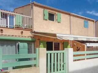 Beautiful home in Portiragnes w/ 3 Bedrooms