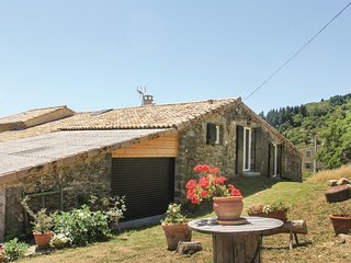Amazing home in St Etienne de Boulogne w/ WiFi and 2 Bedrooms
