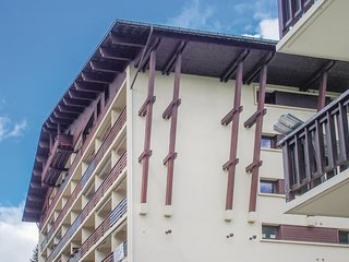 Awesome home in Megeve w/ 1 Bedrooms