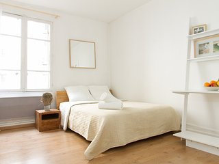 83. COSY 1BR IN THE HEART OF PARIS - BY RUE CLER AND THE EIFFEL TOWER!