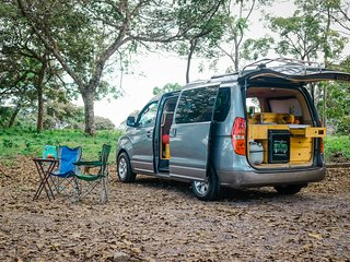 Costa rider campervan